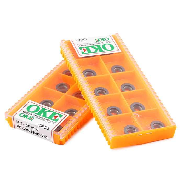 OKE/欧科亿 数控铣刀片 数控刀片 RDKW-QBG