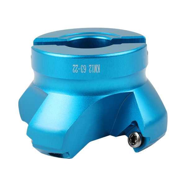 SDTY/升达 AL KM-45°铣刀盘 铝体