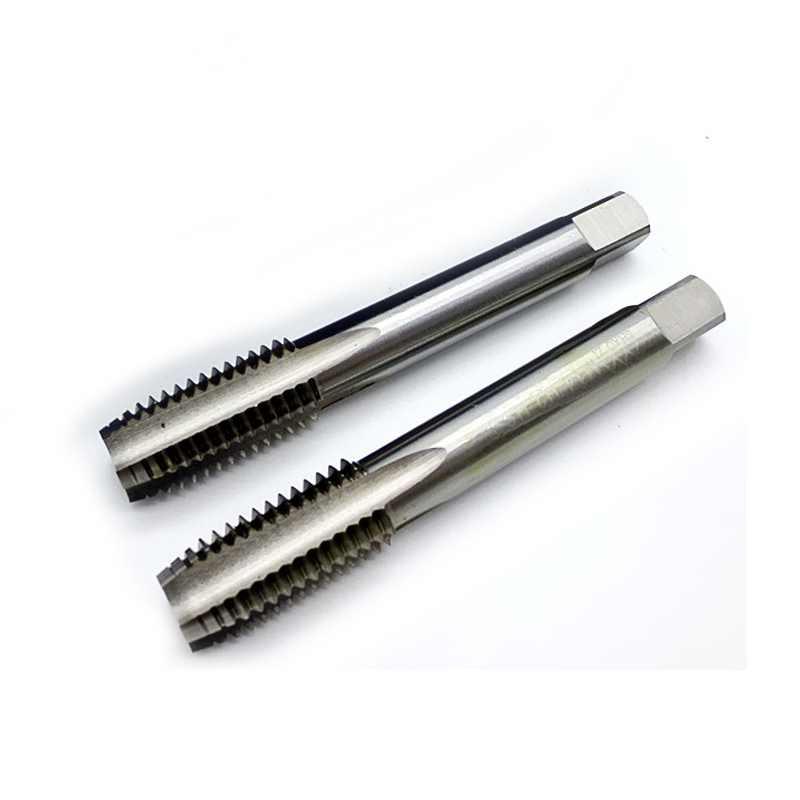 直槽新标机用丝锥M20*0.75-M32*1.5  直槽丝锥 高速钢  普慕森